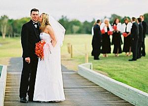 Royal Pines Resort weddings